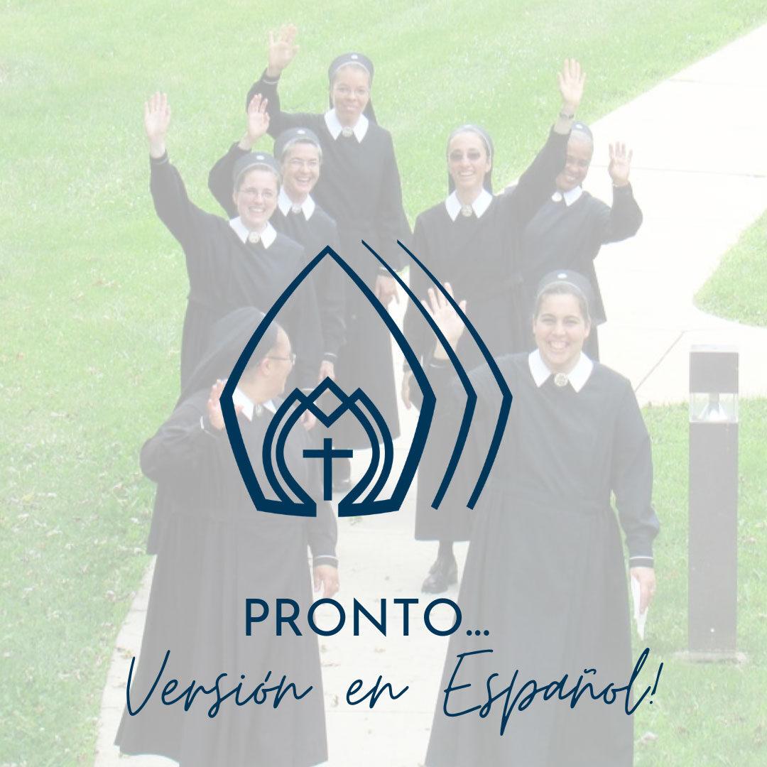 La versión de nuestra página web en español
