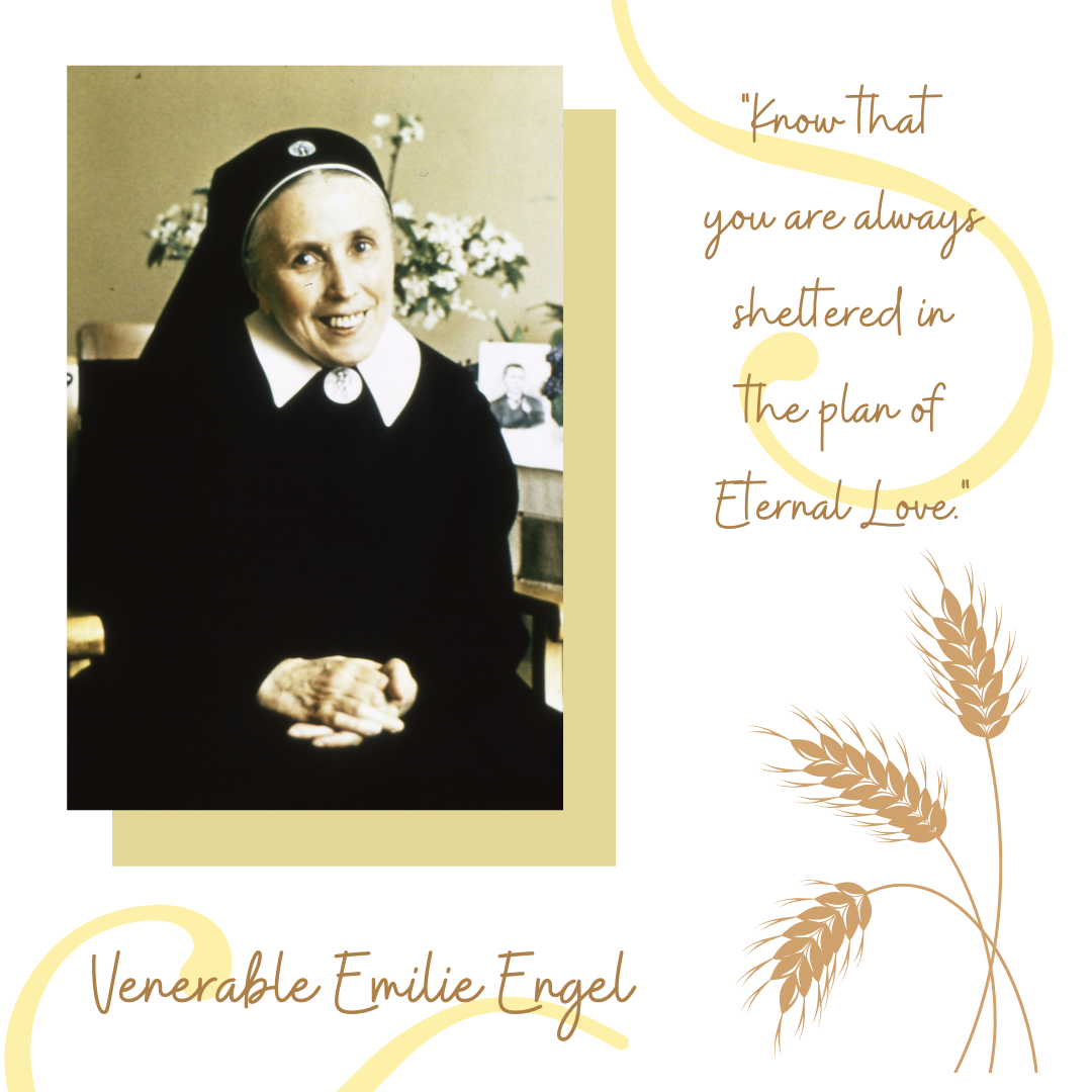 Sister M. Emilie, a Miracle of Mercy