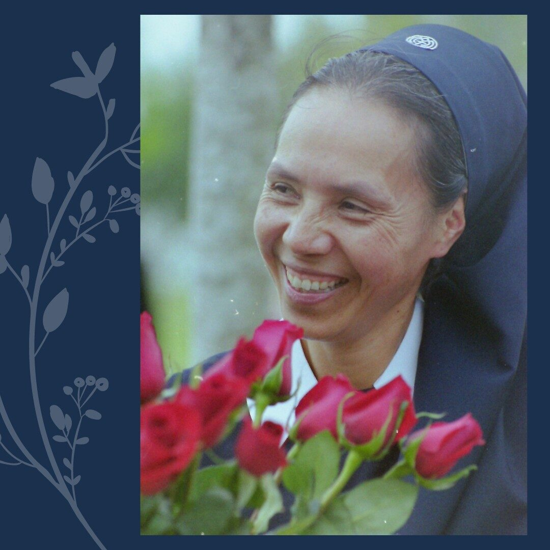 In Thanksgiving for the Life of Sister M. Lucina