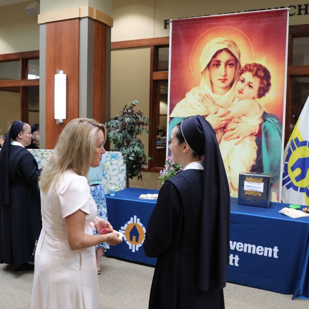Reflecting Mary for One Hundred Years