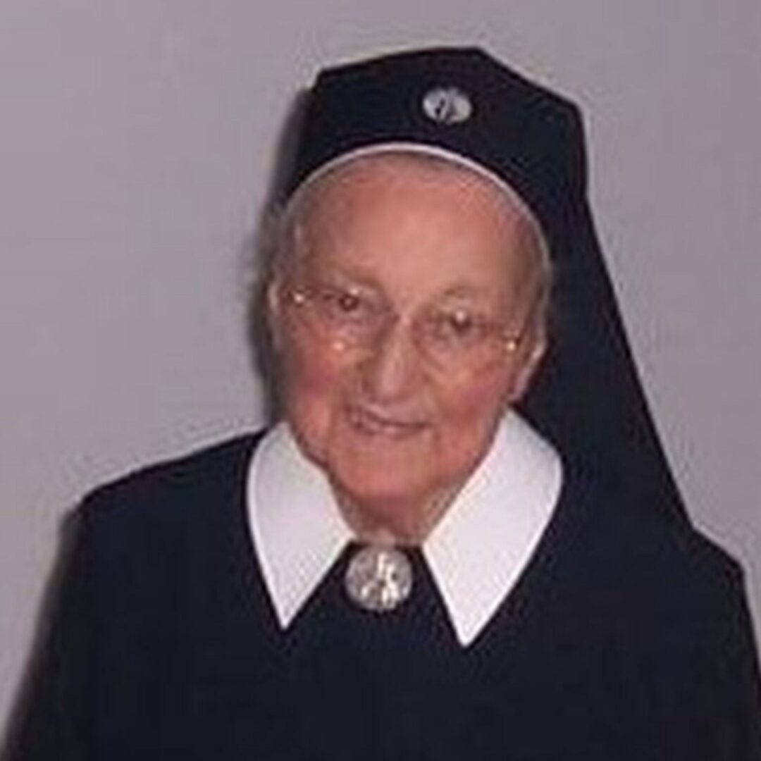 Sr. M. Josmaris Treml: with a Mission for Hungary