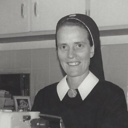 """Sr. Mary Hastings: """"May Your Life Be My Life!"""""""