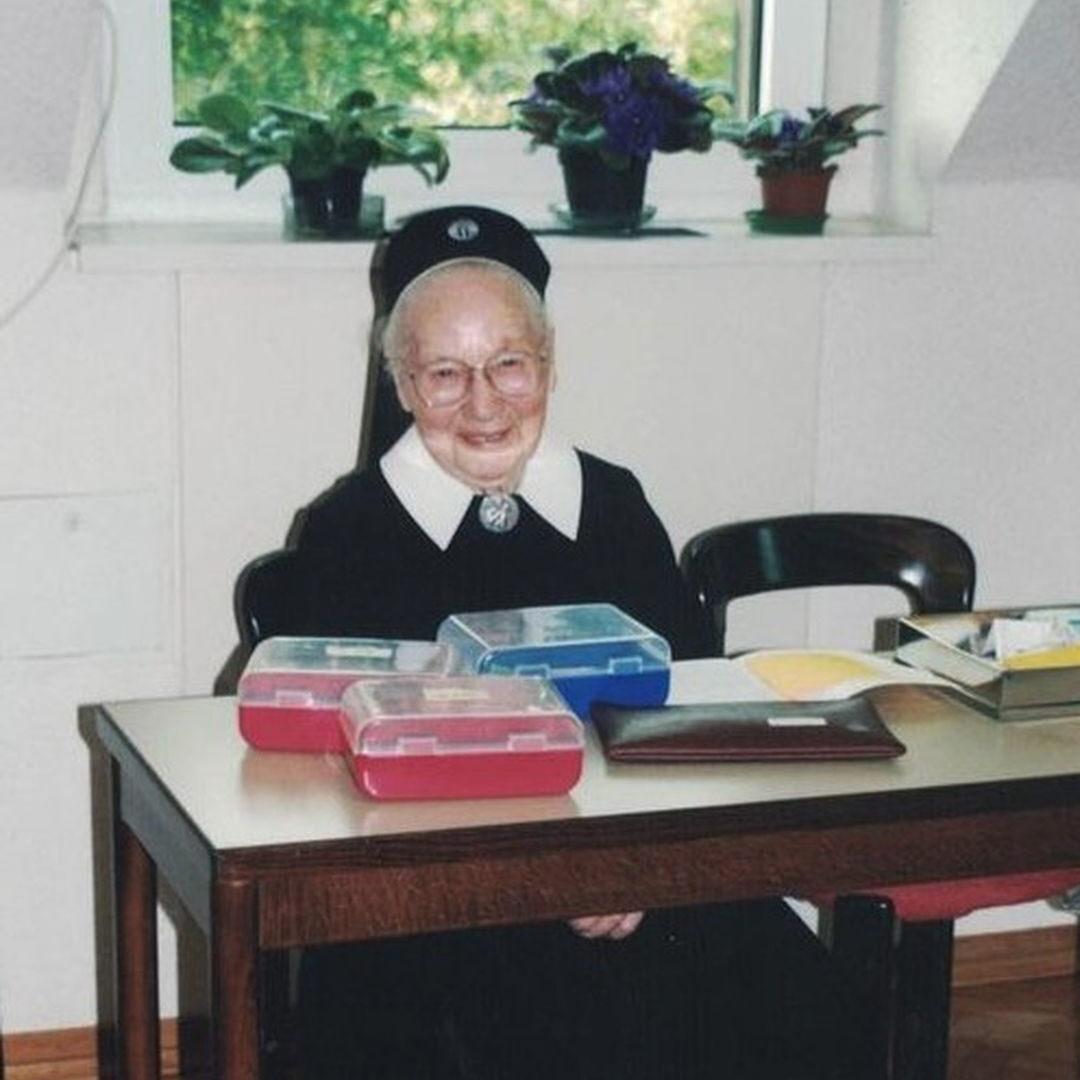 Sr. M. Lumengarda Kner: Lived Everyday Sanctity